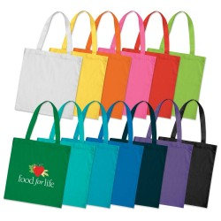 Sonnet Cotton Tote Bag - Colours
