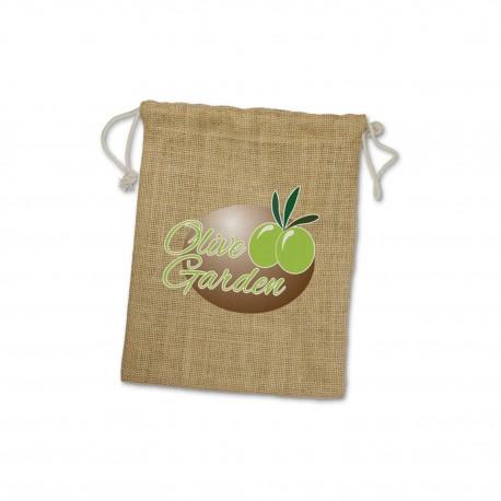 Jute Gift Bag - Medium