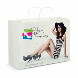 Extra Large Full Colour Print Paper Carry Bag